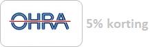 Ohra zorgverzekering 5% korting